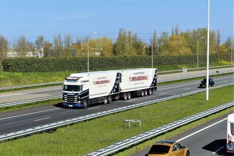 P1140747  TRUCK TIME  Scania R500  LZV  25,25 meter  A4  Den Hoorn