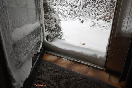 de winter staat voor de deur