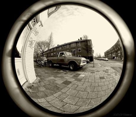 round truck