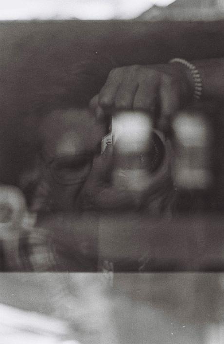 35mm zelfportret
