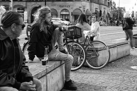 Straatfotografie met Corona