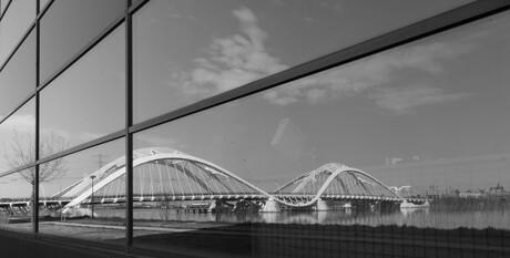 Enneüs Heerma brug IJburg