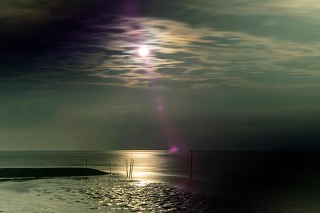 Aan de Waddenzee