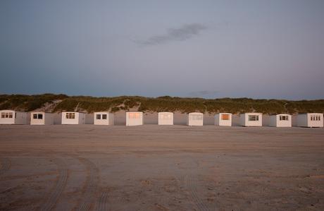 Huisjes op het strand