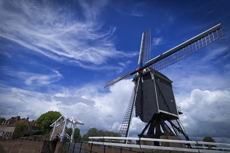 Windmolen Heusden 2021