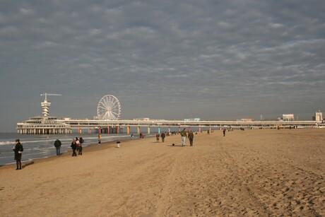 De Pier in de volle lengte