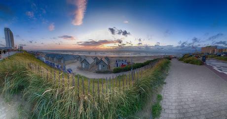 Beach houses @ Zandvoort Boulevard