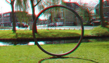 Z.T. by Marry Teeuwen de Jong in Merwesteinpark Dordrecht 3D