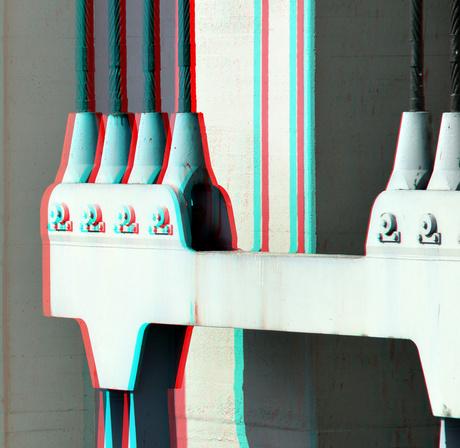 Hijskabels Vloedkering Algera 3D
