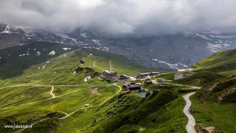 Kleine Scheidegg Zwitserland